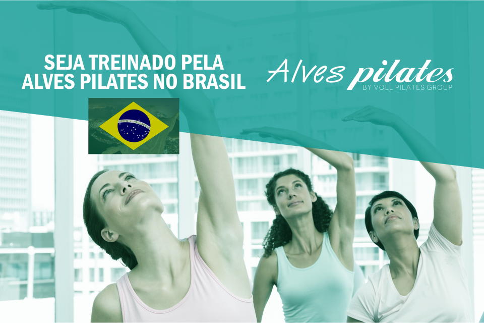 Curso de pilates Alves Pilates