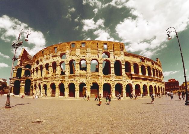 Roma nao foi construída em 1 dia.