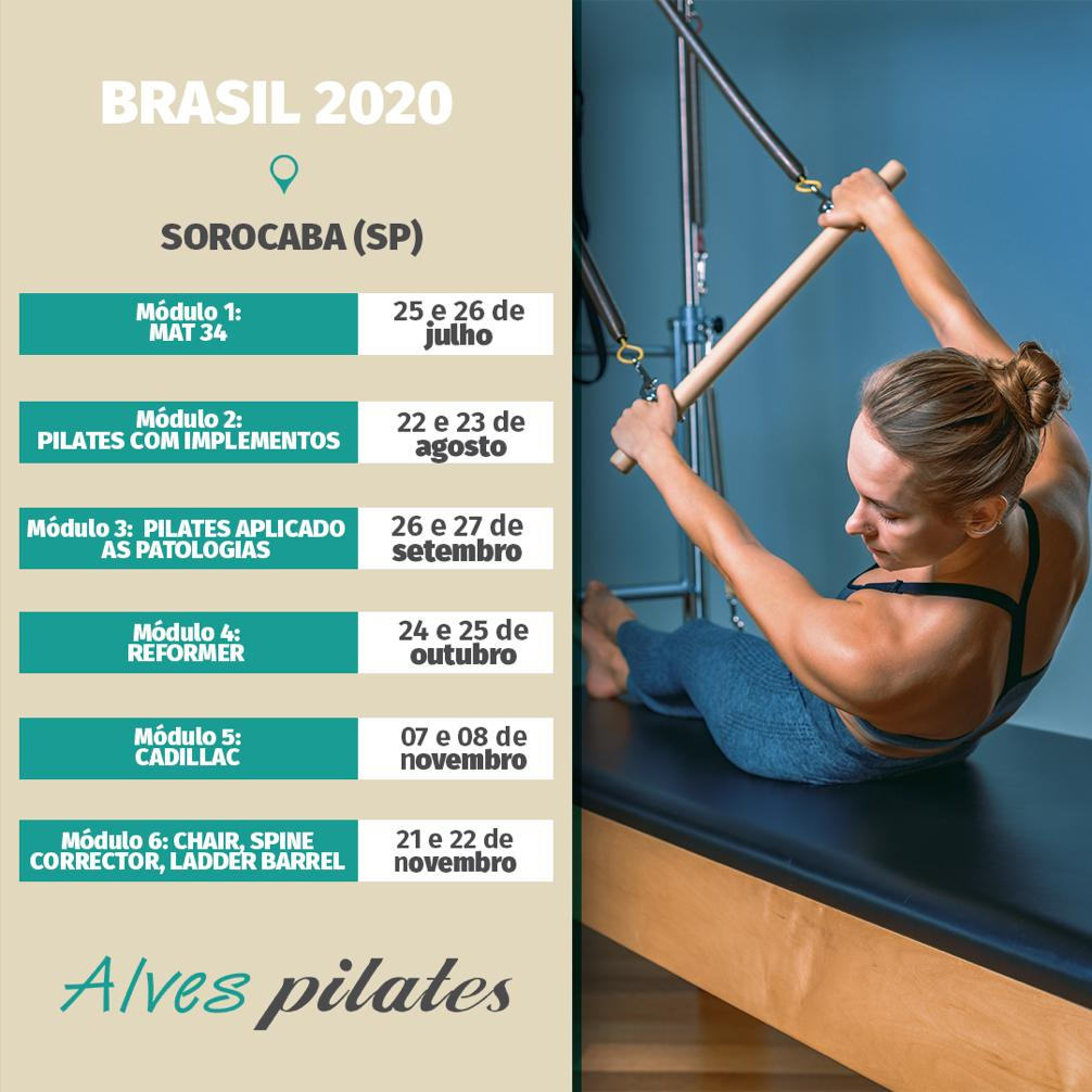curso pilates sorocaba 2 semestre 2020