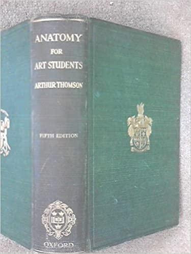 Livro anatomy for art students