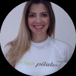 Radhija Mussi é especialista em pilates para terceira idade